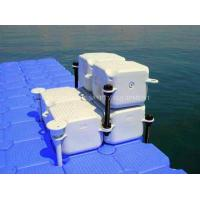 floating dock accessory, pontoon,plastic pontoon,motor boat pontoon