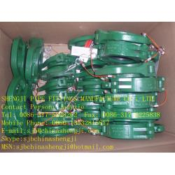 China delivery pipe clamp as Schwing DN125 concrete pump pipe fittings on sale