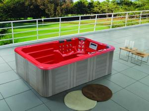 Monalisa m 3337 swimming pool spa hot tub usa balboa for Spa uniform suppliers cape town