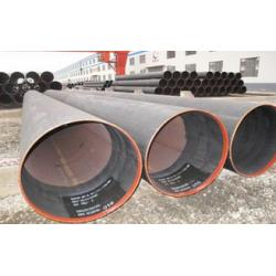 China Hydraulic Fluid Round LSAW Pipes SCHX52 Welded Steel Pipe 6.35 ~ 50mm on sale