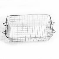 Home Wire Mesh Basket , 304 316L Stainless Steel Fruit Storage Basket