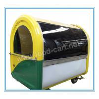 Hand Push Food Carts