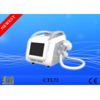 Home Cryolipolysis Slimming Machine / Radiator Cooling Cellulite Removal Equipment
