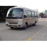Small Commercial Vehicles Tourist Mini Bus Single Clutch With Sunshine Blind