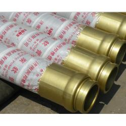 China Putzmeister / Schwing Concrete Pump Hose Fittings 85 Bar Dn125 With 4 Layers on sale