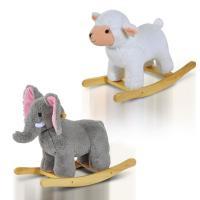 kids ride on stuffed animal toys fashional rocking horse for kids