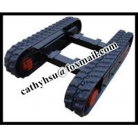 Lawn Mower Rubber Track Undercarriage from china factory