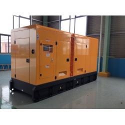 China 400kw/500kVA Cummins silent Diesel Generator Set /Gensets (QSZ13-G3) GDC500*S on sale
