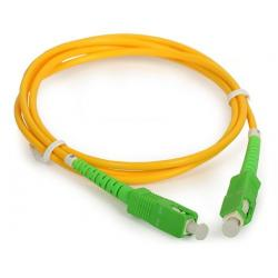 China 1330 - 1550 MTJ Duplex Fiber Optic Patch Cord Multimode DX / SX Exchangeable on sale