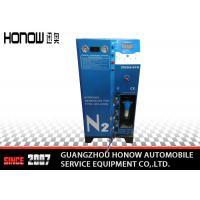 Fully Automatic Nitrogen Tyre Inflation Machine 4 Hose Reel AC 220V /110V