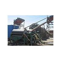 Magnetite ore dressing line