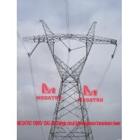 MEGATRO 750KV 7C2-SJC1 light angle tension type Transmission tower