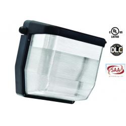 China 35w Commercial Outdoor LED Wall Lights , Exterior Wall Lamp 12m Installed on sale