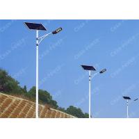 Color Temp 6000K Solar Powered Outdoor Lights Beautifully Plate Design For Garden