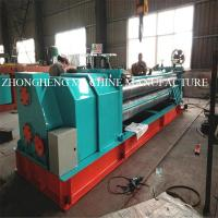11 Kw Barrel Corrugated Roof Tile Machine , Corrugated Roll Forming Machine