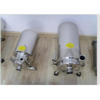 Stainless Steel Sanitary Pipe Fittings / Sanitary Milk Centrifugal Pump for Beverage Machinery