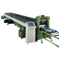 Automatic Insulated Sandwich Panel Roll Forming Machine eps panel roll former