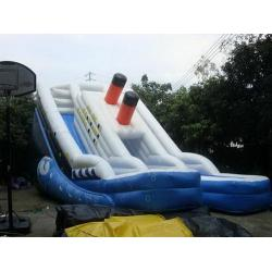 China Inflatable Titanic Slide (CLI-38-11) on sale