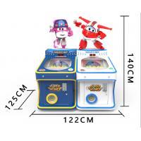 Children Game Lollipop Outlet Machine , Lollipop Vending Machine Two Units One Set