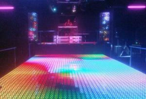 Durable Led Flooring Tiles Led Video Display For Club And