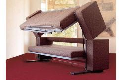 lit superpos se pliant de smart de meubles de lit de mur de canap lit transformable moderne en. Black Bedroom Furniture Sets. Home Design Ideas
