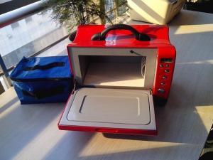Portable Dc 24v 12v Microwave Oven For Boat