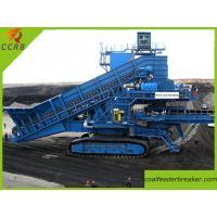 Crawler Type Opencast Coal Mine Mobile Crusher Plant