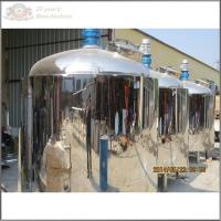 5000L beer manufacturing equipment craft beer production line