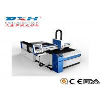 1000W German IPG Laser Cutting Machine , SS Sheet Cutting MachineL3000MM W1500MM