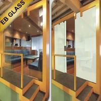 Electrochromic glass/eb glass brand