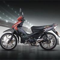 Cub Motorbike KA110-6 Motorcycle WOLF110