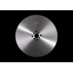 China steel bar Metal Cutting Saw Blades / circular sawblade For CNC cutting machine on sale