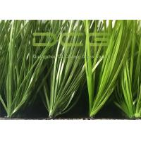 Outdoor Soccer Field Spring Artificial Grass Carpet With CE Certificate
