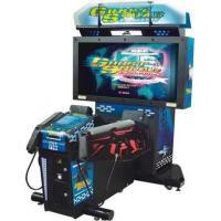 55 LCD Interior Shooting Arcade Machine Ghost Squad Customized Design