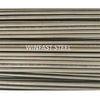 316L Round Seamless Stainless Steel Pipe Cold Drawn Bright Finished