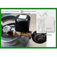 Gas Leak Detection Alarm and Auto Shut Off Instrument System , Valve / Equipment