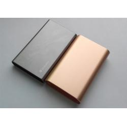China OEM High Precision CNC Aluminum Anodizing Service Portable Power Bank on sale