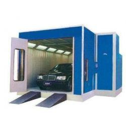 China Auto Spray booth/Car painting room and drying room, fireproof insulation EPS panel on sale