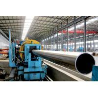 Round Mild steel black pipe , Q235 / A53 gr. B erw welding pipe