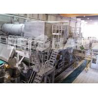50 - 100KW Tissue Paper Making Machine Automatic Paper Mill Turn Key Project