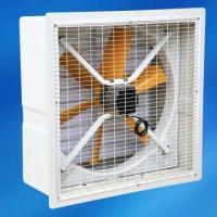 wall mounted handmade shell FRP exhaust fan