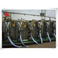 Pasteurized Milk Production Line Semi Automatic Adopting UHT Processing Method