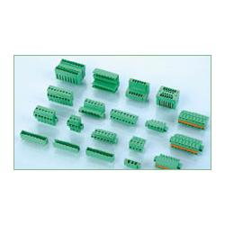 China IEC60998 Green Blue 5.08MM Pitch Plug In Terminal Block For PCB , Female on sale