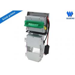 China Vertical type  3 Inch Thermal Printer  kiosk ticket machine for BANK on sale