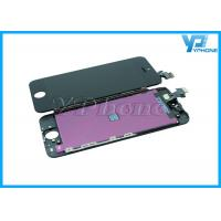 Cell Phone LCD Screens For Iphone 5 Lcd Digitizer With Digitizer Assembly