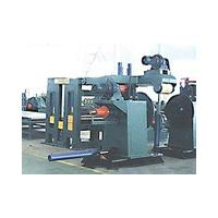 Hydraulic Common Carbon Hot Rolling Steel Coil Slitting Machine Thickness 1.2mm -5.0mm