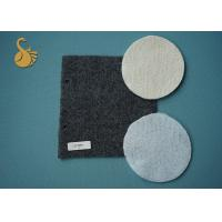 120g Non Woven Felt Non Woven Material Grey Needle Punched Felt With 4 Metres Width