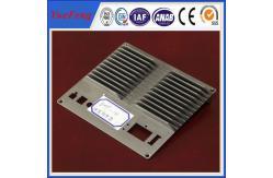 China El CNC trabajó a máquina a presión los perfiles de aluminio del disipador de calor de la protuberancia de la fundición (radiador) proveedor
