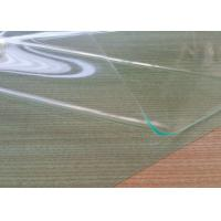 Super Soft  Transparent Silicone Rubber Sheet 1.2MM 10 Shore A  , Silicon Pad