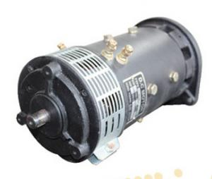 High Efficient 1 1kw 24v Direct Drive Electric Motor